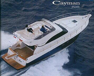 Cayman 40 Wa