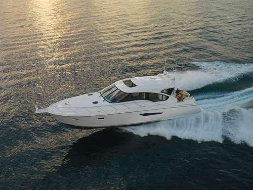 Tiara Yachts 5800 Sovran
