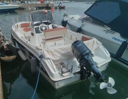 Pieffe Nautica Open 550 Elite