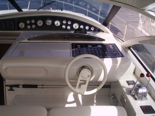 Pershing 45' Limited Brokerage boats - Dall'Aglio Yachting