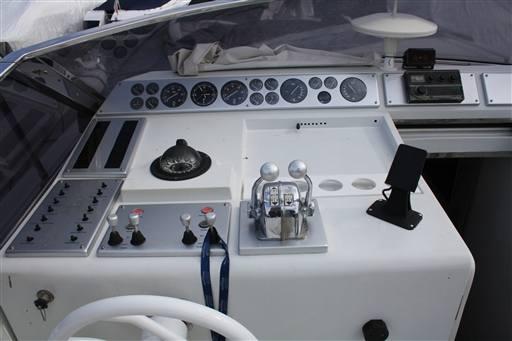 Cantieri Di Baia B 40. Brand: Cantieri Di Baia. Model: B 40