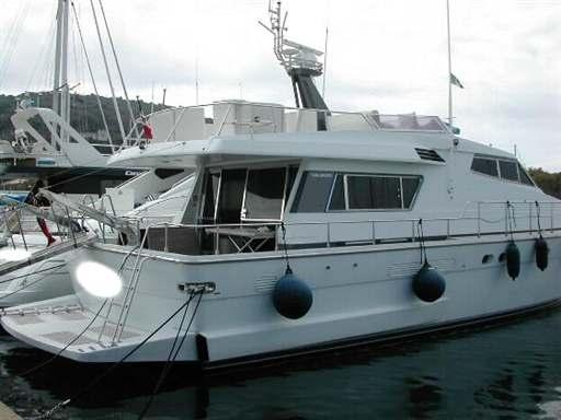San Lorenzo Sl 57 Usato - Dall'Aglio Yachting