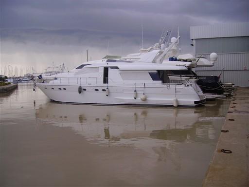 San Lorenzo Sl 62 Brokerage boats - Dall'Aglio Yachting