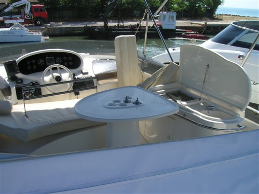 Azimut Az 58 Brokerage boats - Dall'Aglio Yachting