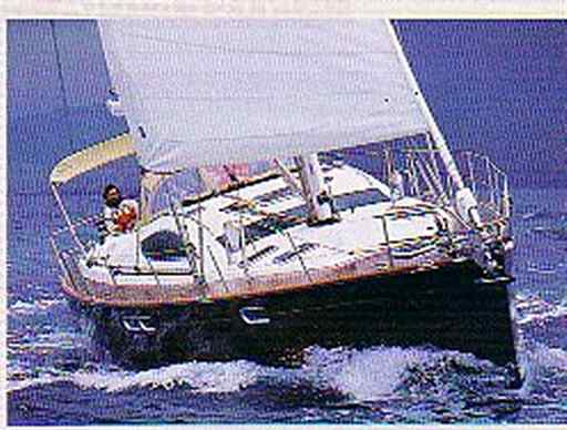Jeanneau Sun Odyssey 54 Ds