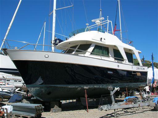 Cl Marine Corporation Trawler 38